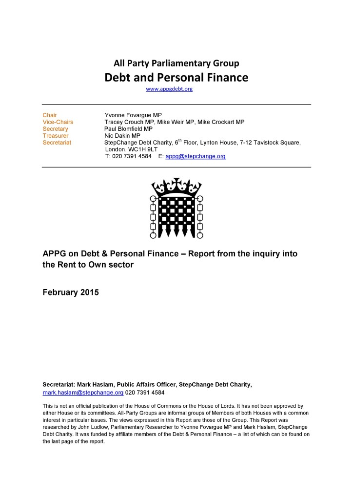 APPG RTO Inquiry report - 10-2-15_1_front-page2015-page-001