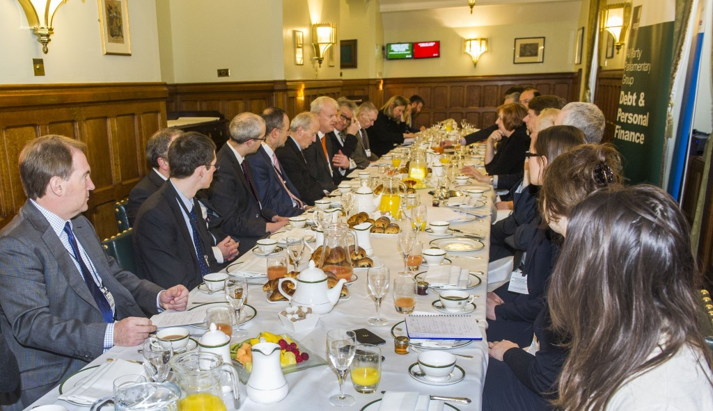 England, UK . 3.3.2016. London . ABCUL Parliamentary Breakfast. Licensed for editorial and PR use by ABCUL, all other rights reserved. Copyright © 2016 Andrew Wiard www.andrew-wiard.com www.reportphotos.com
